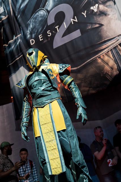 Destiny 2 Event: Warlock