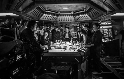 Alien - Covenant - Crew
