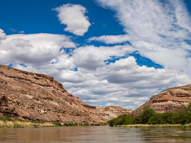 Gunnison River Canyon