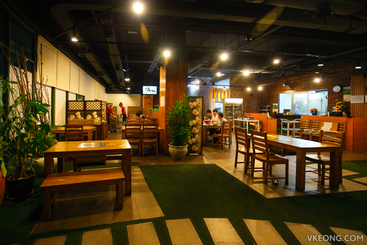 Ola Barbeque Garden Korean Restaurant