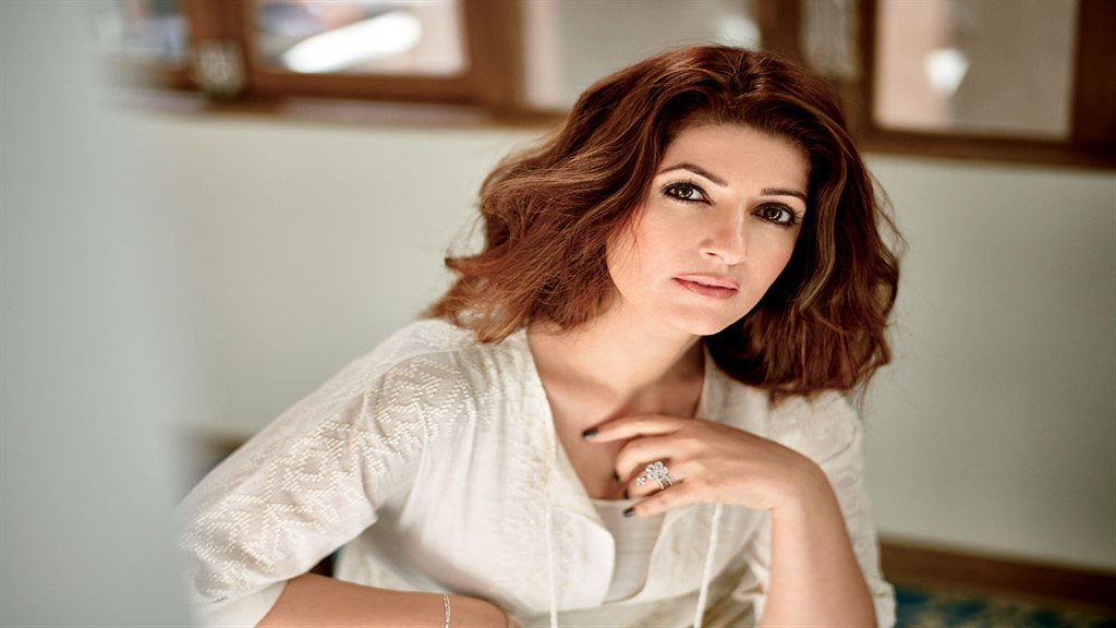Twinkle Khanna Indian Interior Designer Film Actress Flickr