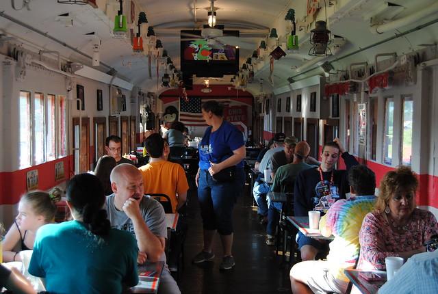 Buckeye Express Diner, Bellville, Ohio