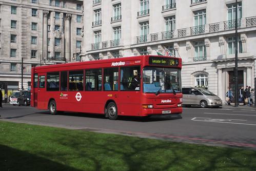 Metroline DLD707 LK55KMF