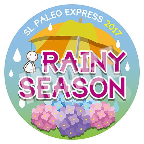 SLRainy Season★ヘッドマーク