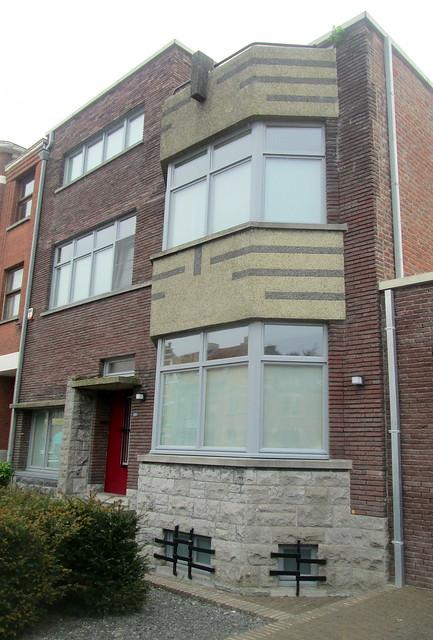 Art Deco in Bruges