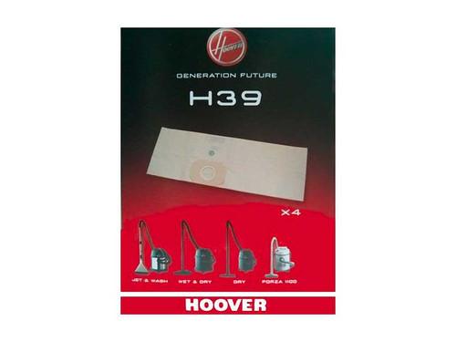SACCHETTO ASPIRAPOLVERE HOOVER H39 FORZA