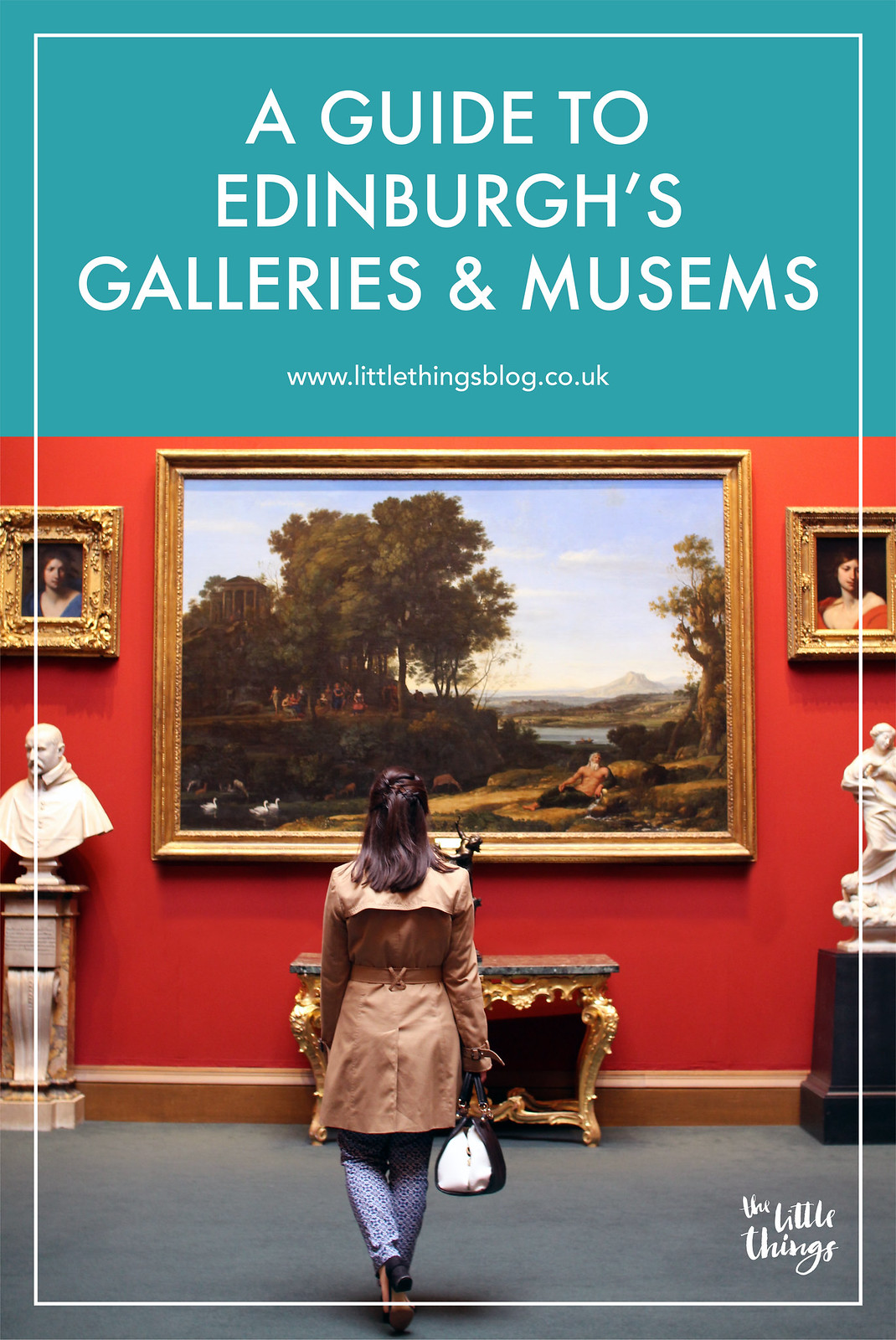 A guide to Edinburgh Galleries and Museums Scotland UK travel blogger