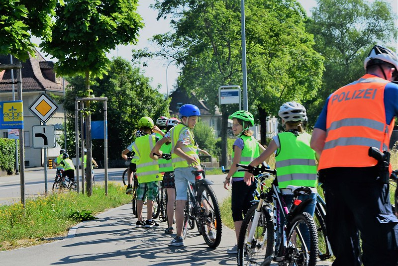 School cycle training 29.05.2017