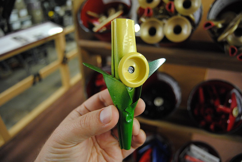 The Original Kazoo Company, Eden, New York