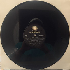 DEBBIE HURRY:FEEL THE SPIN(RECORD SIDE-B)