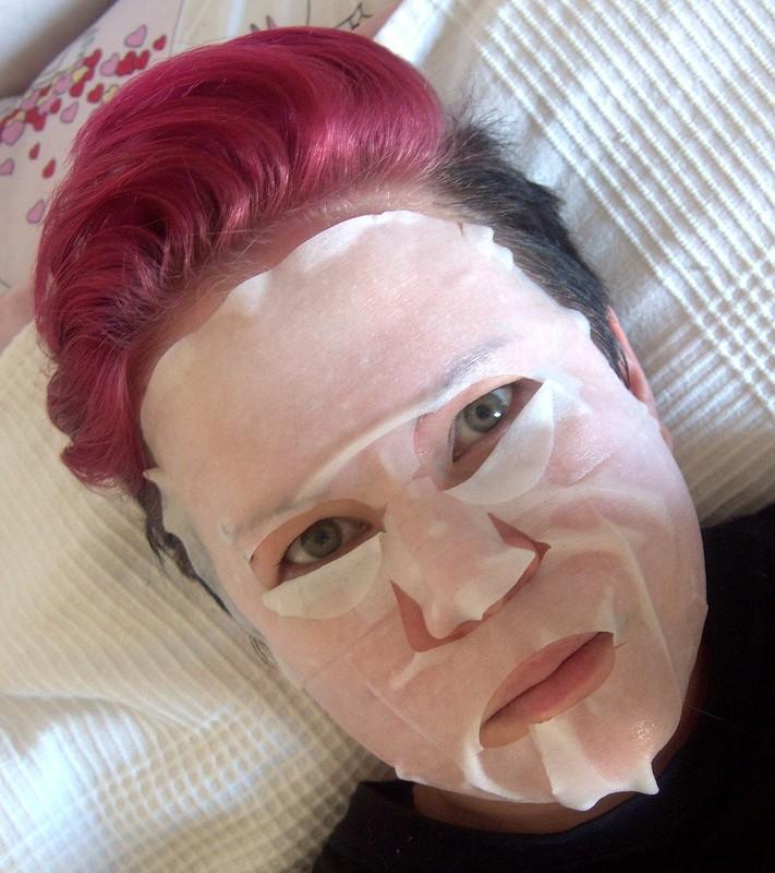 Mitomo sheet mask