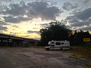 Breakfast Stop at the Brazos River Tx | by Butch Petty