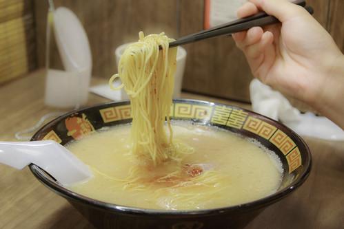 【食記】一蘭拉麵 – 口耳相傳的日本客製化美食