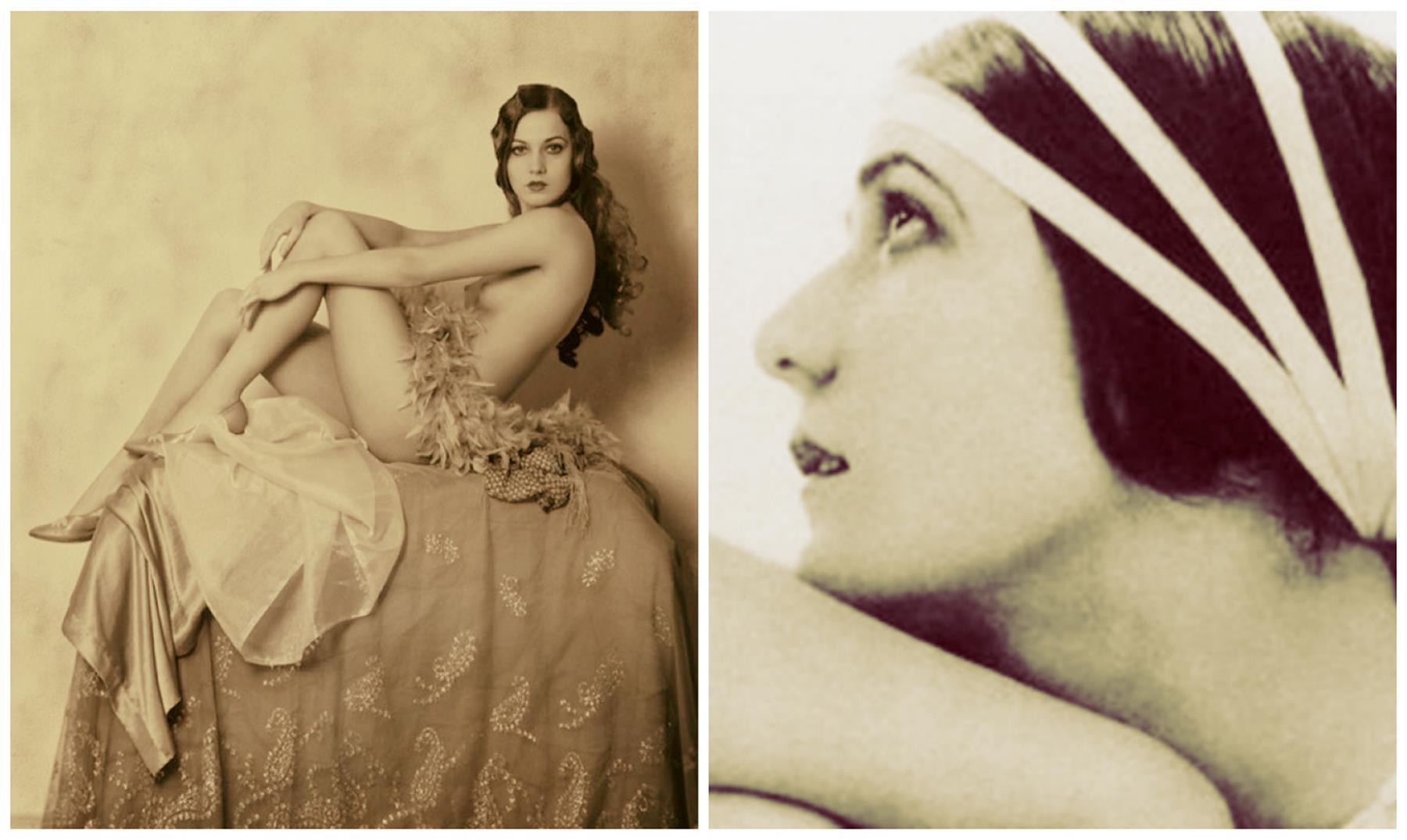 Suzanne Friedline XXX fotos Grace Cunard,Nancy Criss