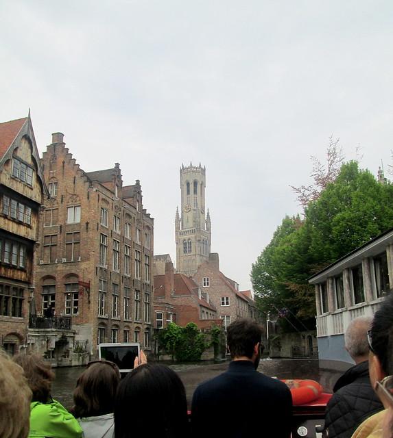 The Belfry in Bruges