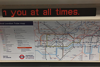 London - Underground map