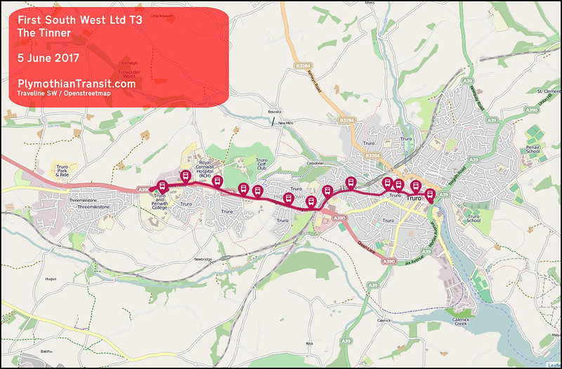 Route-T3