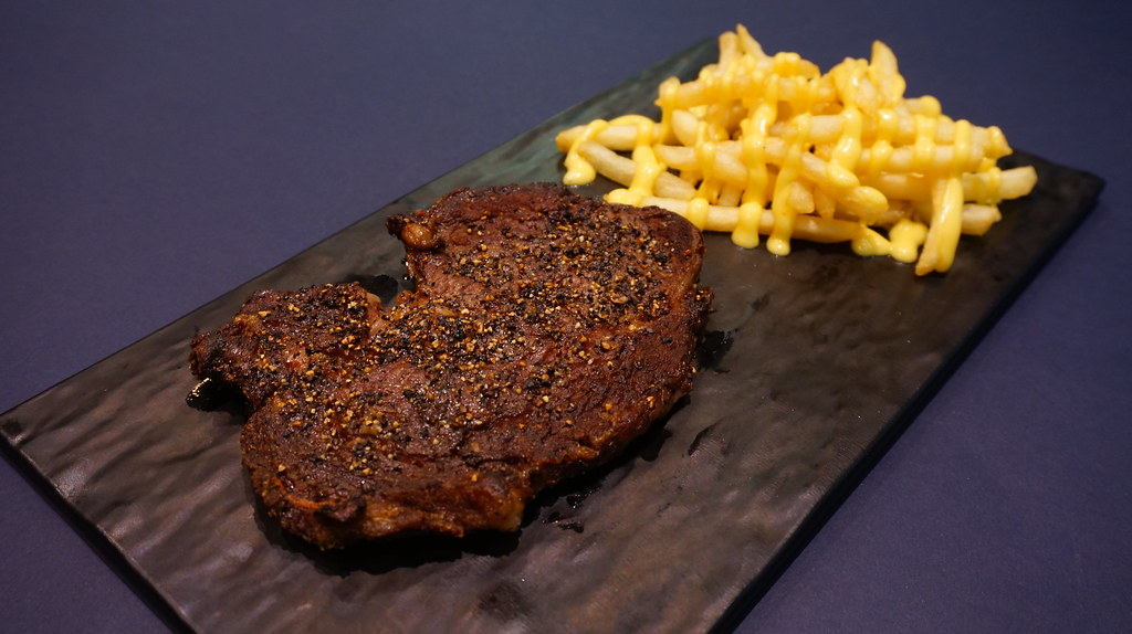 Kush - Steak Frites