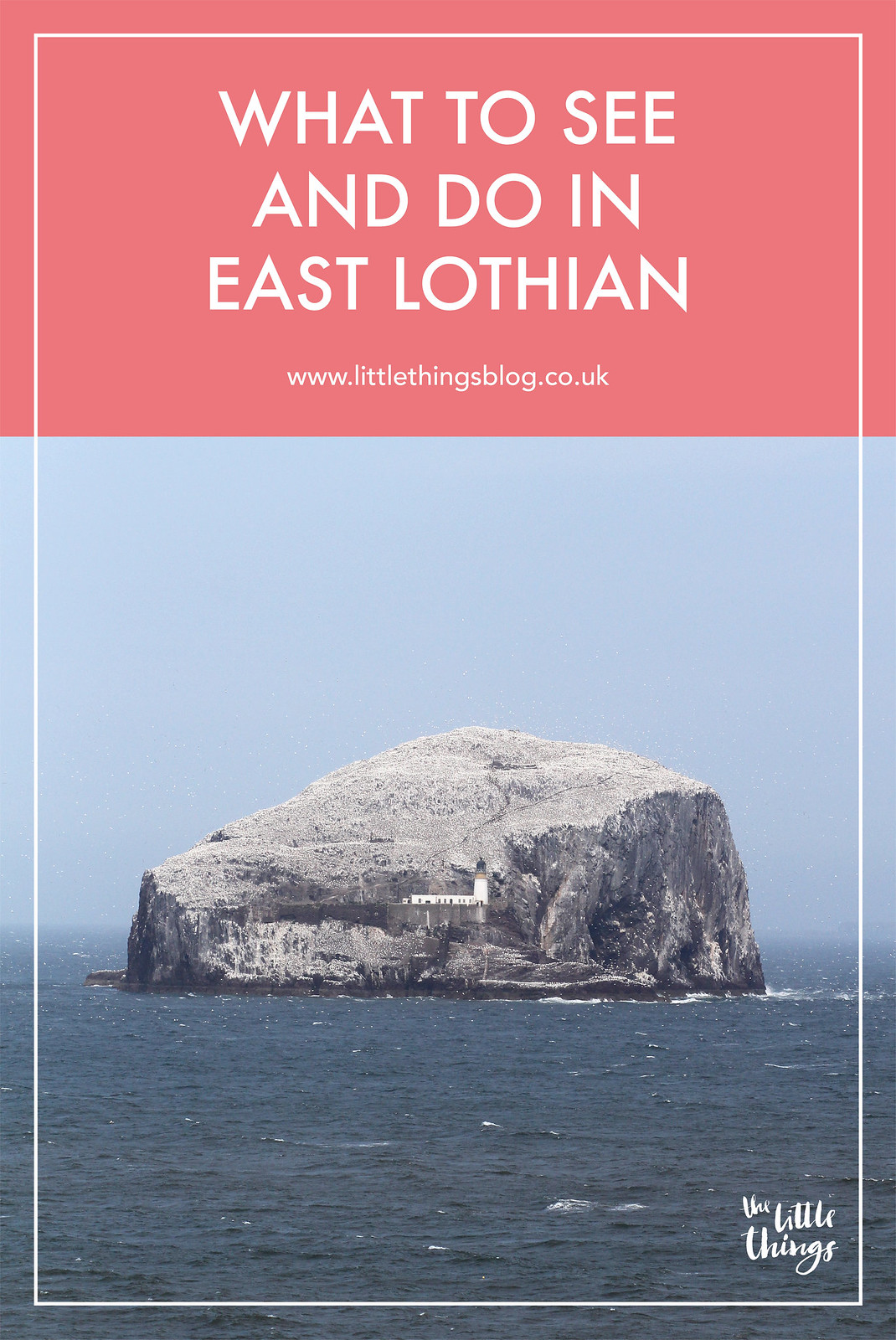 What to see and do in East Lothian Edinburgh Scotland UK