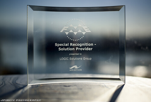 Special Recognition - Solution Provider Award