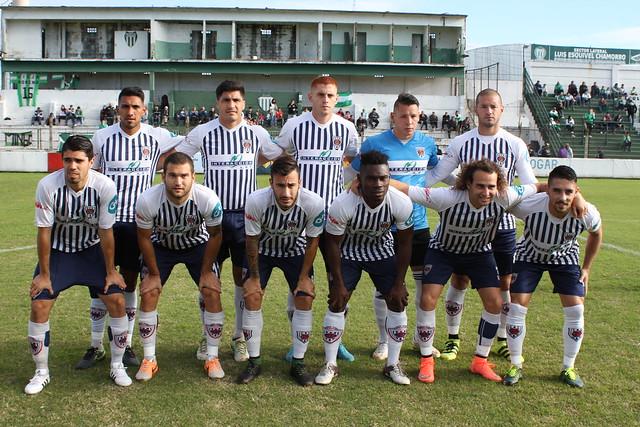 31ra Fecha Torneo Primera C 2016 / 2017: Laferrere 2 - Sportivo Barracas 2