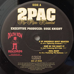 2PAC:NU-MIXX KLAZZICS(LABEL SIDE-A)