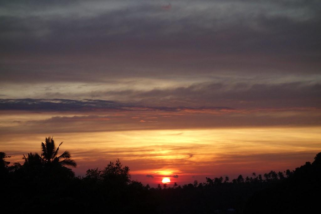 Senaru - Achita Bayan Cottage - Sunrise 2