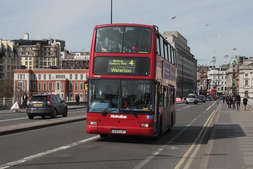 Metroline VP500 LK53LXT