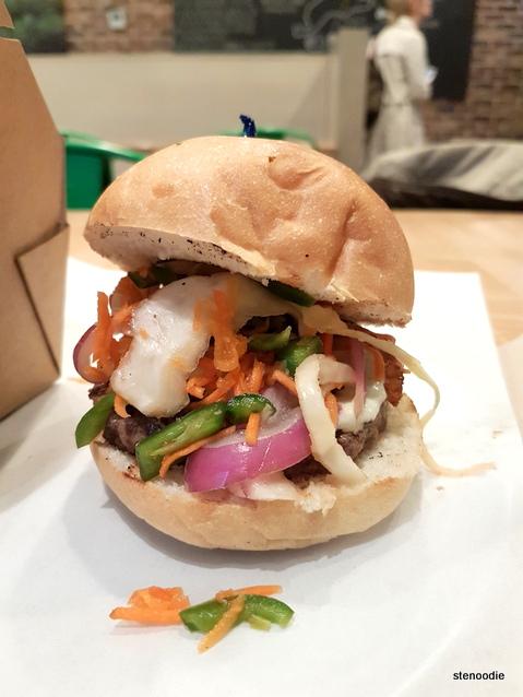 El Guapo Burger