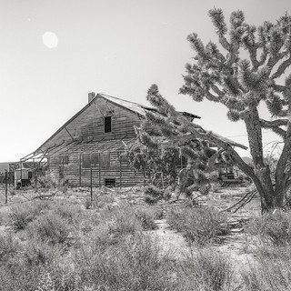 Mojave Home | by magnetic_red