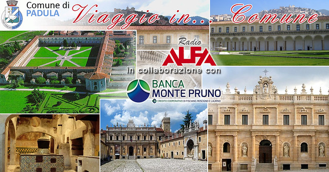Comune di Padula (SA) Certosa di San Lorenzo viaggio in... Comune