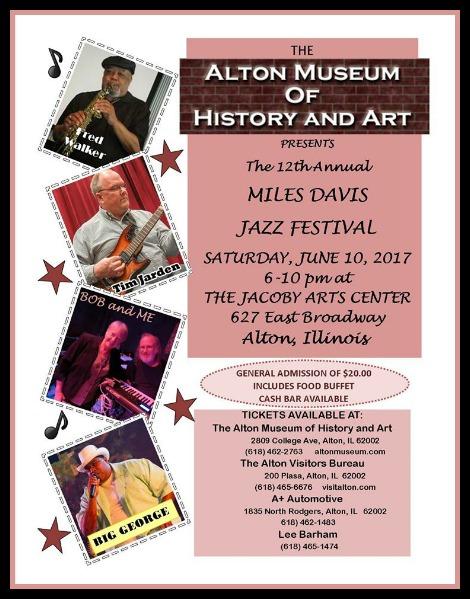 Miles Davis Jazz Festival 6-10-17