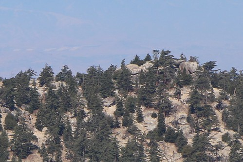 319 Zoomed in view of the Black Mountain Fire Tower from the Fuller Ridge Trail | by _JFR_