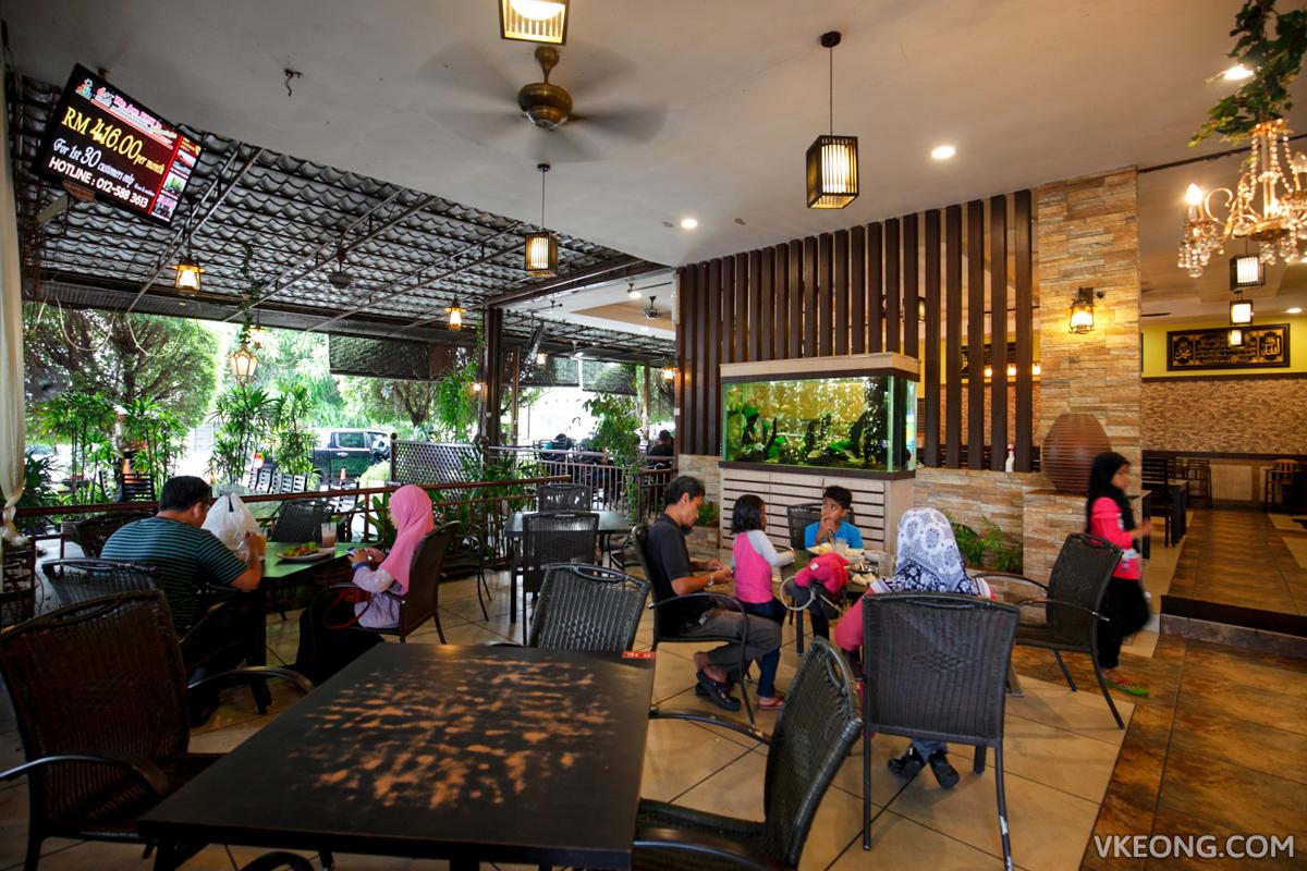 De Pauh Garden Malay Restaurant