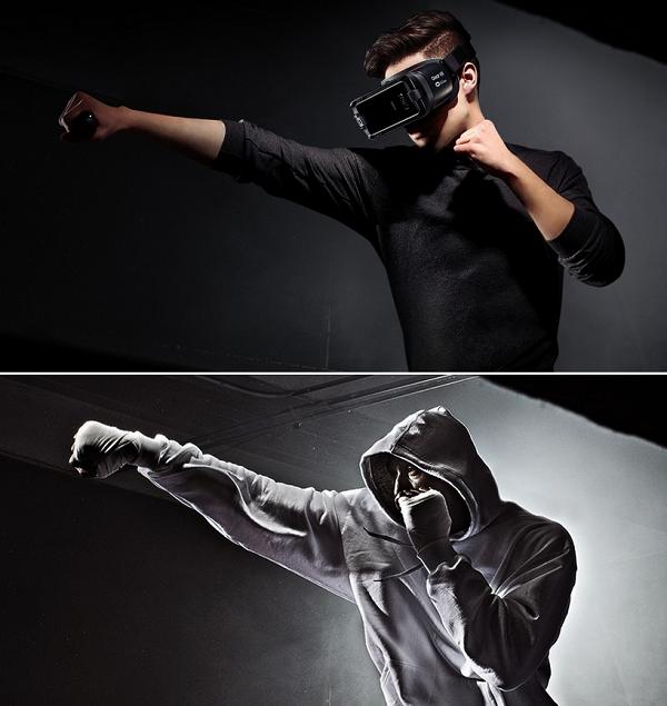 Gear VRで体験する仮想現実の世界