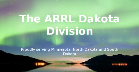 The ARRL Dakota Division