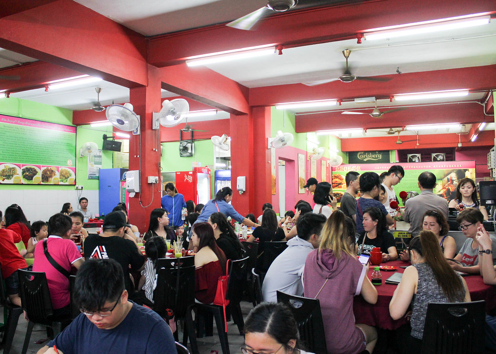 Restoran Tong Sheng: Interior