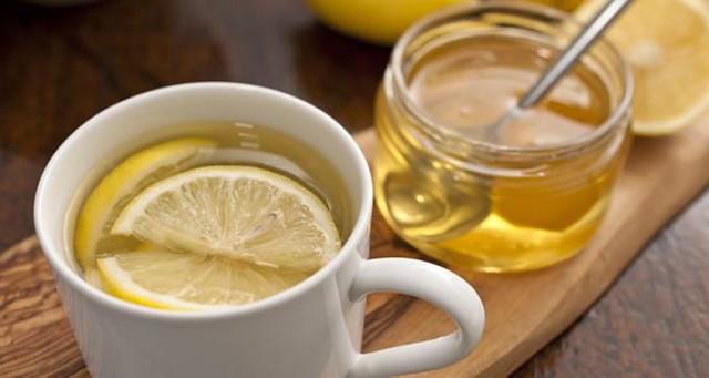 cách sử dụng mật ong và chanh