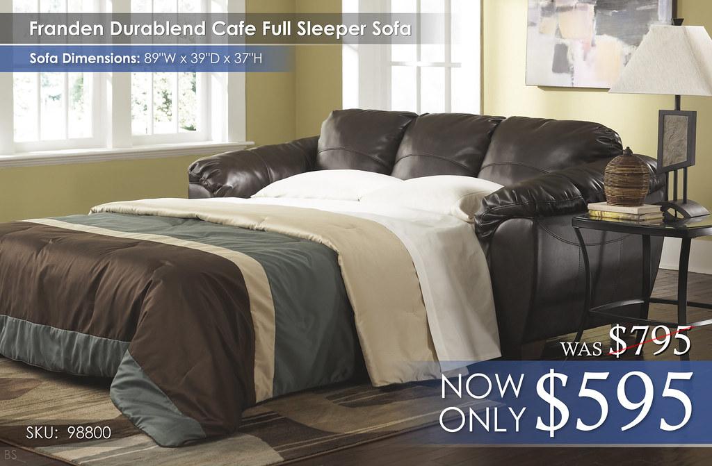 Franden Sleeper Sofa 98800-36