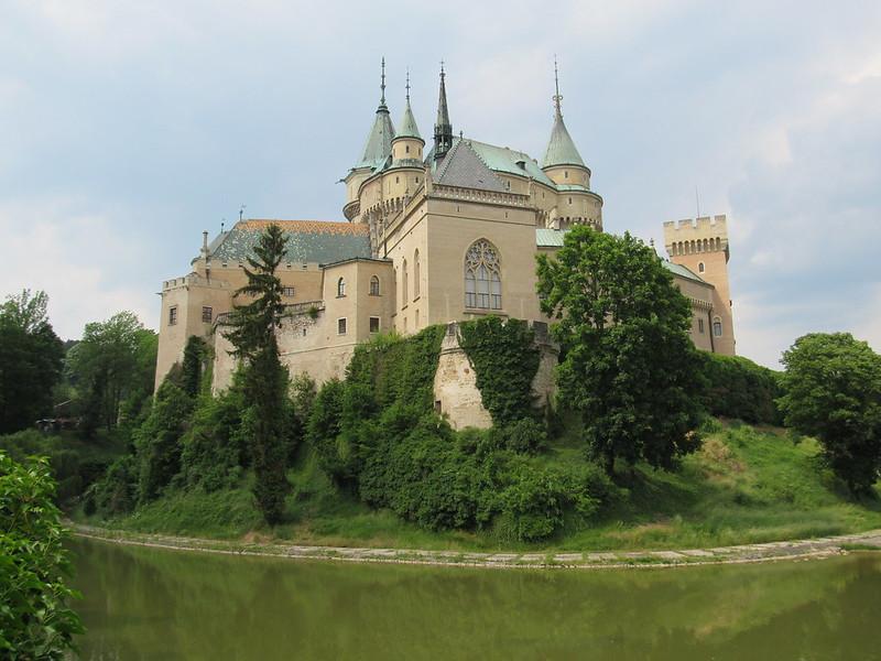 Bojnice - Slovensko 2017
