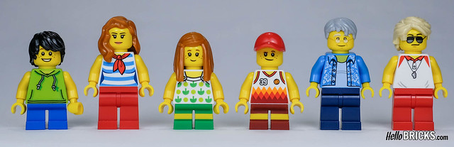 LEGO 60153 - City Pack - Fun at the Beach