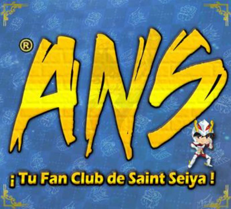 ¡Celebra los 15 años del Grupo ANS! ¡Fan club de Saint Seiya!