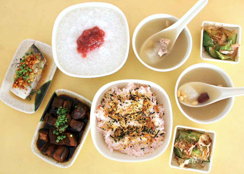 Ultimate Bedok Food Guide: Bedok Plum and Rice
