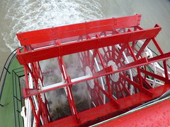 Red Wheel of the Natchez