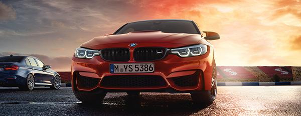 BMW M4 1日モニター体験 1名様
