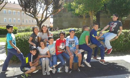 BRIONES Y SAN VICENTE, SALIDA FIN DE CURSO 5ºEP