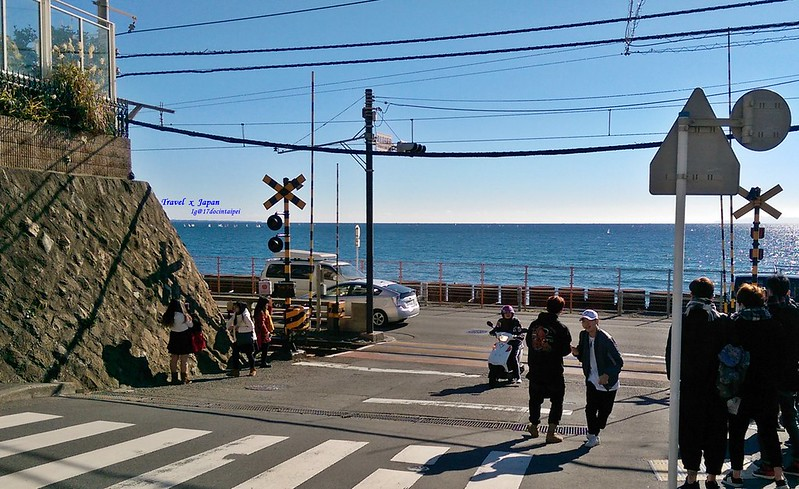 Travel-Japan-江之島電鐵-鎌倉-灌籃高手平交道-17docintaipei (1)