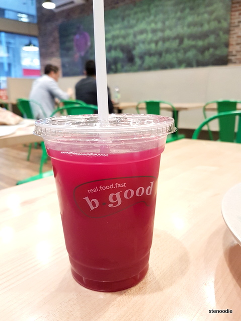 Beet-Ginger Lemonade