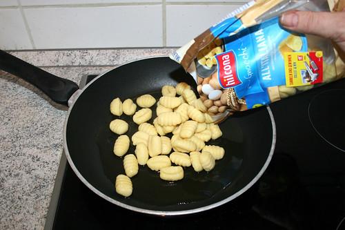 12 - Gnocchi hinzufügen / Add gnocchi