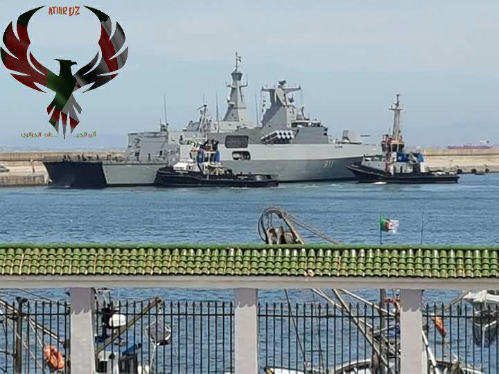 صور الفرقاطات الجديدة  Meko A200 الجزائرية ( 910 ,  ... ) - صفحة 32 34059526114_90e199eee2_o